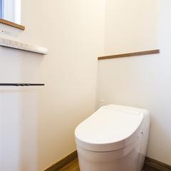 埼玉 幸手市 トイレ タンクレス 手洗い場