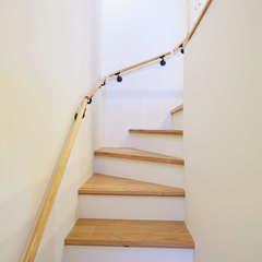 安全性とデザイン性を奏でる階段