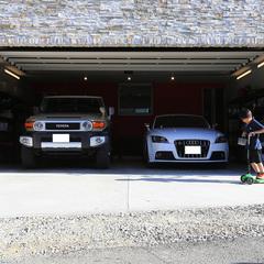 ビルトイン・ガレージがかなえた家族の理想の暮らし