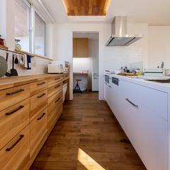 モデルハウス/キッチン/BAW STANDARD/高知の工務店ならウッドスタイル株式会社