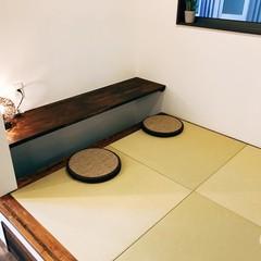 和室(畳、小上がり収納)