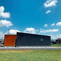 外観/平屋/BAW STANDARD/高知県内の注文住宅ならウッドスタイル株式会社