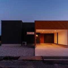 外観/平屋/BAW STANDARD/高知県土佐市の住まいづくりはウッドスタイル株式会社