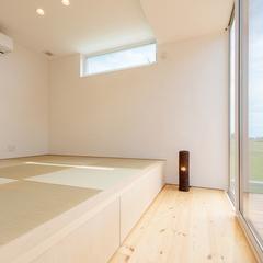 小上がり和室/BAW STANDARD/高知県高知市の住まいづくりはウッドスタイル株式会社