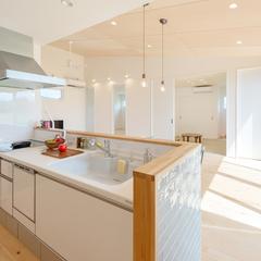 キッチンダイニング/BAW STANDARD/高知県の注文住宅ならウッドスタイル株式会社