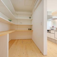 パントリー/BAW STANDARD/平屋/高知県で平屋を建てるならウッドスタイル株式会社