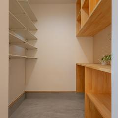 土間収納/平屋/BAW STANDARD/高知県土佐市の注文住宅はウッドスタイル株式会社
