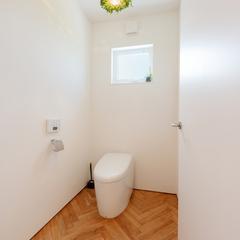 トイレ/BAW STANDARD/高知県内の注文住宅ならウッドスタイル株式会社