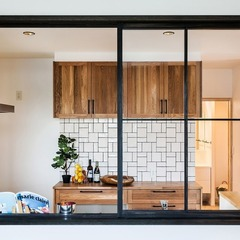 造作小窓 飾り窓 室内窓