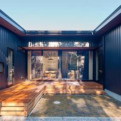 ウッドデッキ/BAW STANDARD/平屋/高知の自然素材の家ならウッドスタイル株式会社