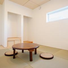 和室/BAW STANDARD/平屋/高知で注文住宅を建てるならウッドスタイル株式会社