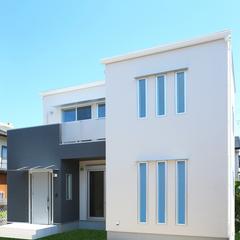 外観/CASA VIVACEカーサヴィヴァーチェ/高知で注文住宅を建てるならウッドスタイル株式会社