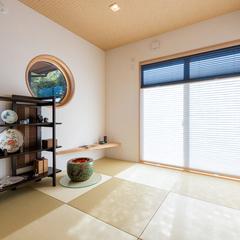 和室/高知の注文住宅はウッドスタイル株式会社