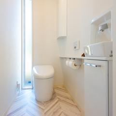 トイレ/高知県内の注文住宅ならウッドスタイル株式会社