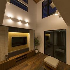 静岡市葵区 スタイリッシュな外観デザインの家
