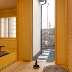 静岡市駿河区マイホームセンター前 ワンランク上の安らぎと癒しの空間 桃園モデルハウス