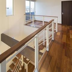 静岡市駿河区 太陽光10KW!オープン階段の大空間の家