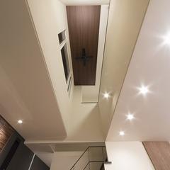 藤枝市岡部町憧れのオープン階段が際立つ家