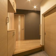 静岡市駿河区 楽しく動きやすい家事動線と家族のコミュニケーションを大切にする間取りの家