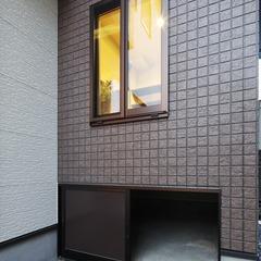 静岡市葵区 小屋裏・外部収納いっぱいの家