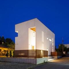 アトリエ建築家によるデザイナーズ住宅