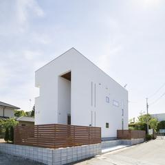 光と風を感じるデザイナーズ住宅