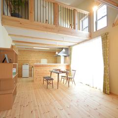 平屋+αのロフトハウス、広さもコストもちょうどいいサイズの家 長岡市に完成しました。