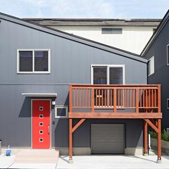 遊び心いっぱい!スキップフロアの家、WAVE(ウェーブ)が柏崎市に完成しました。
