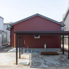 自然素材たっぷりの木と塗り壁の家 長岡市に完成しました。
