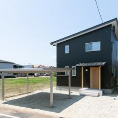 床も壁も天井もオール自然素材 子育て世代にちょうどいい家 長岡市に完成。