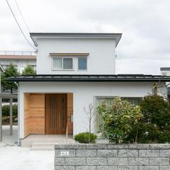 雪国中越で安心して暮らせる自然素材の家が長岡市に完成しました。