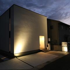 casa cube モデルハウス
