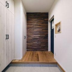 お客様が見る一番最初の空間は玄関です。