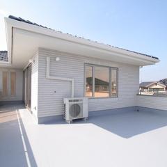 福島県いわき市のハウスカはライフスタイルに合わせたベランダの用途もご提案します。