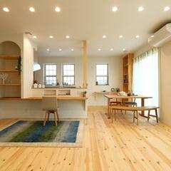 自然素材のナチュラルハウスはいわき市のハウスカにお任せ。