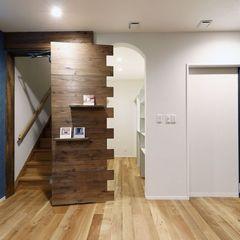 秘密の小部屋に行くにも、いわき市のハウスカは普通ではなく凝った作りにします。