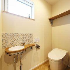 ちょっとしたトイレ手洗いもオシャレにがハウスカのモットーです。