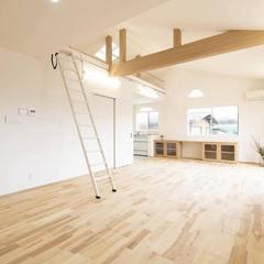高松市庵治町北村の天窓のある家なら香川県高松市の吉田建設(yoshidakensetsu)まで♪