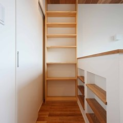 新潟市北区 木をデザインする家 稲垣建築事務所