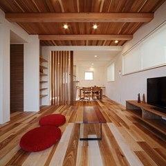 新潟市江南区 無垢の木の家 稲垣建築事務所