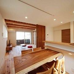 新潟県長岡市川崎 木をデザインする家 稲垣建築事務所