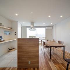 長岡市雨池町で無垢材を使った住宅を建てるなら新潟県長岡市の稲垣建築事務所まで♪