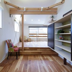 新潟市江南区で無垢材を使った住宅を建てるなら新潟県長岡市の稲垣建築事務所まで♪