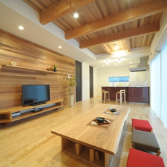 長岡市石内で木の家を建てるなら新潟県長岡市の稲垣建築事務所まで♪