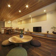 長岡市泉で無垢材を使った木の家を建てるなら新潟県長岡市の稲垣建築事務所まで♪