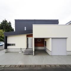 長岡市青木町で自社大工とつくる安心のお家に住むなら新潟県長岡市の稲垣建築事務所まで♪