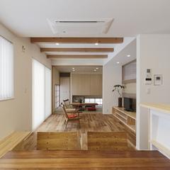 長岡市学校町で木をデザインした住宅を建てるなら新潟県長岡市の稲垣建築事務所まで♪