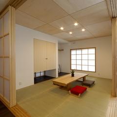 長岡市北山で無垢材を使って木の家を建てるなら新潟県長岡市の稲垣建築事務所まで♪