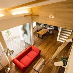 長岡市上の原町で無垢材を使った木の家を建てるなら新潟県長岡市の稲垣建築事務所まで♪
