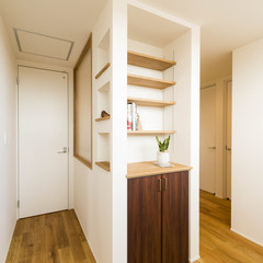 長岡市浦瀬町で無垢材を使った自然素材の家を建てるなら新潟県長岡市の稲垣建築事務所まで♪
